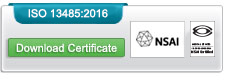 Download our ISO 13485:2012 certificate